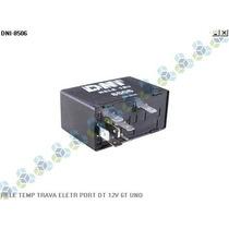 Rele Temporizador Trava Eletrica Porta Dianteira 12v 6t Uno