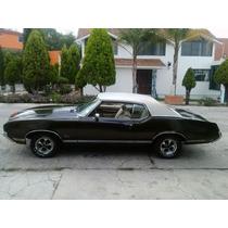 Oldsmobile Cutlass Supreme 1971. De Coleccion