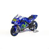 Moto Gp Yamaha Gp #46 Escala 1/18