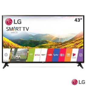 Smart Tv Lg Led Full Hd 43 Webos 3.5 Quick Access 43lj5550