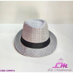 Chapeu Panama Risca De Giz - Acessórios da Moda no Mercado Livre Brasil 159717567e1