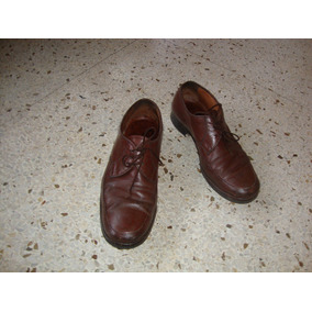 Zapato Para Hombre Talla 39. Color Marrón.