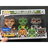 Funko Pop Rampage Exclusivo Walmart