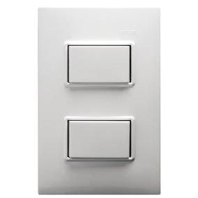 Interruptores Apagador Sencillo De 2