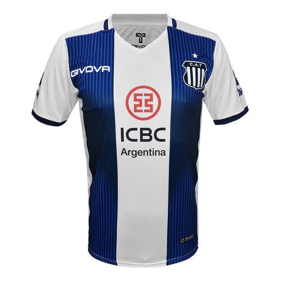 Camiseta Talleres De Cordoba Givova Titular 2019 Original