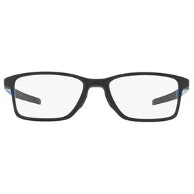 Óculos De Grau Oakley Frame Gauge 7.1 Ox8112 811204 54 Preto cbe5961d60