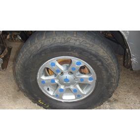 Jogo Rodas E Pneus 205/75/r16 L200 Outdoor Gls Diesel 2010