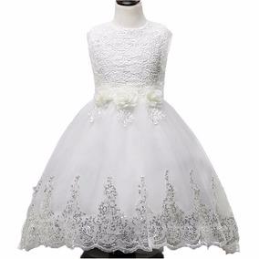 Vestido Infantil Festa Casamento Dama De Honra Frete Gratis