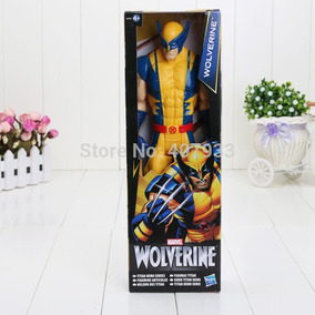 Boneco / Action Figure - Wolverine