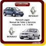 Renault Logan Manual Taller Reparacion Diagnostico De Fallas