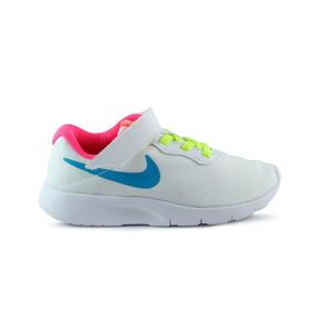 Tenis Nike Tanjun Psv - Blanco Con Rosa 844872-100
