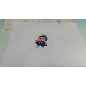 Super Hijitus - Dibujo Original Garcia Ferre