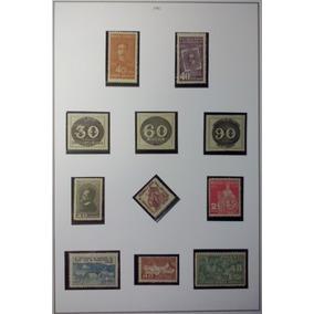 #407 - Selos Comemorativos Ano 1943