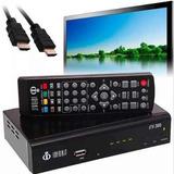 Conversor Tv Digital Hdmi Usb Grava Infokit Frete Gratis
