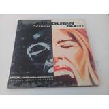 Duran Duran - Serious - Vinilo Maxi Uk Autografiado + Poster