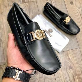 34c8c936ccda6 Versace Ad Noir - Zapatos en Mercado Libre Colombia