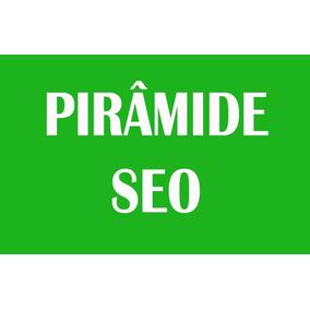 Seo Pirâmide Para Seu Site. Aumento Da Relevância Site/blog