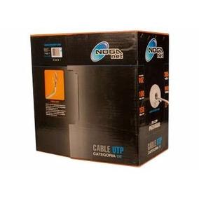 Cable Utp Cat 5e Noganet 305 Metros