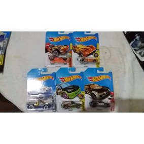 Kit 05 Carrinhos Hotwheels Treasure Hunt T-hunt Só R$125,00!