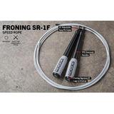 Cuerda De Velocidad Para Saltar Froning Sr-1f Speed Rope