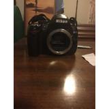 Nikon D3000 Solo Cuerpo