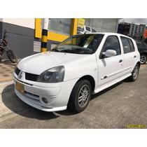 Renault Clio Ii F.iv Rs Dynamique Mt 1.6