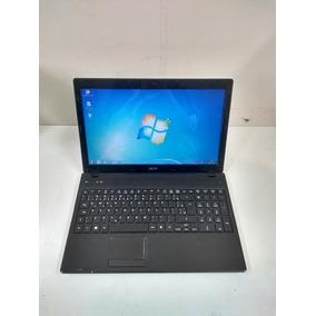 Notebook Acer Amd Dual Core Hdmi Hd 500gb Memoria 4gb