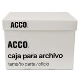 Caja Para Archivo Muerto Plástico 2mm Paquete Con 5 Piezas