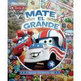 Busca Y Encuentra Cars Mate El Grande Disney Agilidad Mental