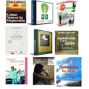 Supera La Depresion: Libros Pdf Y Audios Mp3 Pack