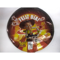 12 Globos Metalico 9 Pulg Toy Story Vaquerita Jessy 2 Centro