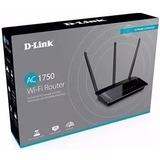 Roteador Dir-859 D-link Wi-fi Ac 1750mbps High Power 1000mw