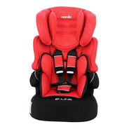 Cadeira Infantil Nania Beline Luxe Rouge Vermelho Teamtex