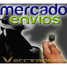 Mercado Envios Discreta Camara Espia Con Infrarojo Multiusos
