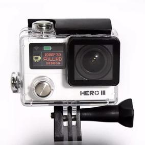 Câmera Goal Pro Hero 3 - Microfone Externo - Branca Original