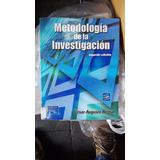 Metodologia De La Investigacion Bernal (usado) #33