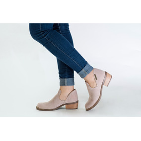 Zapatos Charritos Texanas Mujer Primavera Verano 2018