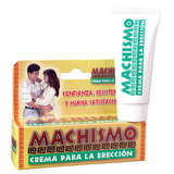 Crema Para La Erección Machismo Cream 5 Oz