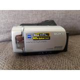 Sony Handycam 30gb Hdd Dcr-sr45