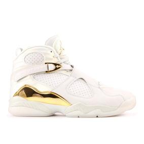Tenis Nike Air Jordan 8 Retro C&c Champagne 0081