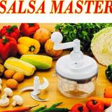 Picador Para Verduras Salsa Master 2 Piezas + Envío Gratis