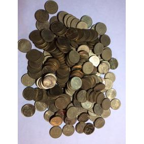 Lote De 200 Monedas Mexicanas Antiguas De 5 Pesos