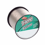 Nylon Trilene Big Game 1/4 Lb Custom Spools Steel B Berkley