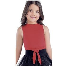 Blusa Juvenil Femenino Marketing Personal 85217 Rojo