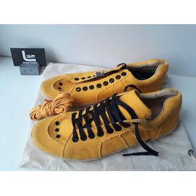 Osklen *** Tenis Riva Amarelo * Original