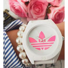 Relógio Adidas Santiago Branco De Luxo Relógios Curitiba Parana Relógio Relógios Santiago De bb280f4 - temperaturamning.website
