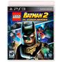 Lego Batman 2 Ps3 Fisico Nfg Belgrano