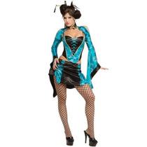 Adult Costume Geisha Girl, Señoras Medium ( Tallas)