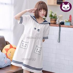 Vestido Cosplay Loli Anime Koreano