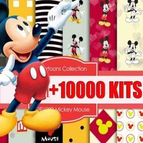 10.000 Kits De Papel Scrapbook Digital Envio Grátis 5 Min